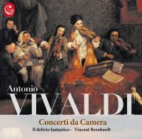 Concerti da camera | Antonio Vivaldi, Compositeur