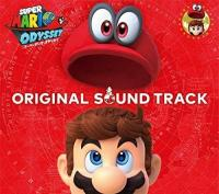 Super Mario odyssey : bande originale du jeux vidéo / Koji Kondo, Naoto Kubo, Shiho Fujii, comp. | Kondo, Koji. Compositeur