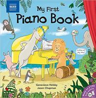 My first piano book | Helsby, Genevieve. Interprète. Auteur