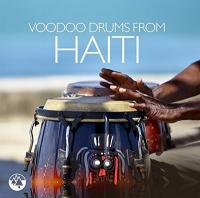 Voodoo drums from Haïti |