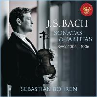Sonata & partitas : BWV 1004-1006 | Johann Sebastian Bach (1685-1750). Compositeur