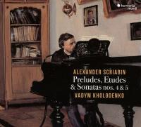 Preludes, Etudes & sonatas n ̊ 4 & 5 |