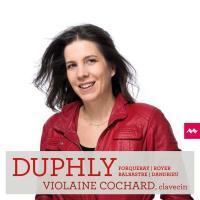 Pièces pour clavecin / Duphly, Forqueray, Royer, [et al]... |