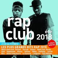 Rap club été 2018 | Maître Gims (1986-....)