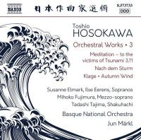 Orchestral works. vol. 3 |