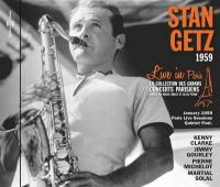 Live in Paris 1959 | Stan Getz