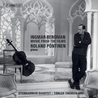 Ingmar Bergman : music from the films / Roland Pöntinen (piano) | Bergman, Ingmar (1918-2007) (Réalisateur, metteur en scène)