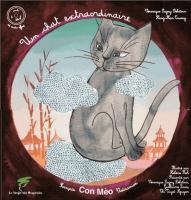 Un chat extraordinaire = Con mèo / Véronique Lagny Delatour   Lagny Delatour, Véronique