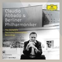 The complete Deutsche Grammophon recordings | Claudio Abbado (1933-2014). Chef d'orchestre