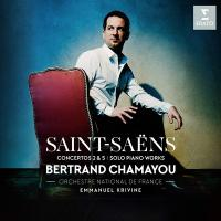 Concertos No.2 & 5 / Camille Saint-Saëns | Saint-Saëns, Camille (1835-1921)