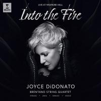 Into the fire : Live from Wigmore Hall | DiDonato, Joyce (1969-....). Chanteur