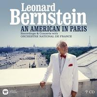 An American in Paris : Recordings & Concerts with Orchestre National de France | Leonard Bernstein (1918-1990). Chef d'orchestre