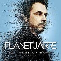 Planet Jarre : 50 years of music | Jarre, Jean-Michel (1948-....). Compositeur. Synthétiseur. Musicien
