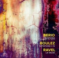 Sinfonia | Luciano Berio (1925-2003). Compositeur