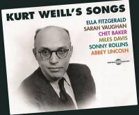 Kurt Weill's songs |