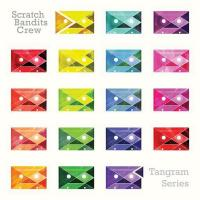 Tangram series / Scratch Bandits Crew, prod. | Scratch Bandits Crew. Producteur