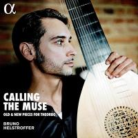 Calling the muse old & new pieces for theorbo