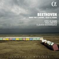 Trios for piano, clarinet and cello | Ludwig van Beethoven