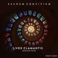 Sacrum convivium | Vox Clamantis. Chanteur