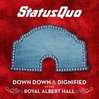 Down down & dignified at the Royal Albert Hall |