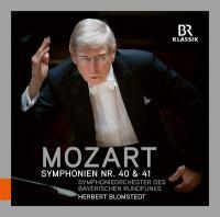 "Symphonies : n ̊ 40, KV 550, sol mineur : n ̊ 41, KV 551, ""Jupiter"", ut majeur |"
