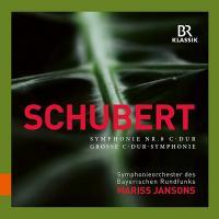 Symphonie n° 8 (n° 9), D 944, en ut dièse majeur = Grande symphonie / Franz Schubert, comp.   Schubert, Franz (1797-1828). Compositeur