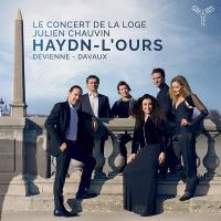 L' ours / Haydn, Devienne, Davaux | Haydn, Joseph (1732-1809). Compositeur. Comp.