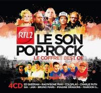 Coffret best of son pop-rock RTL2 |