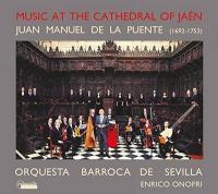 Music at the cathedral of Jaen [Musique en la cathédrale de Jaen]