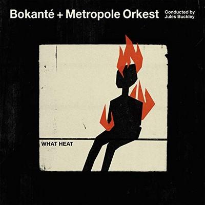 What heat Bokanté, ens. voc. & instr. Jules Buckley, dir. Metropole Orkest, ens. instr.