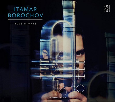 Blue nights Itamar Borochov, compositions & trompette Rob Clearfield, piano Avri Borochov, contrebasse Jay Sawyer, batterie Innov Gnawa, ensemble instrumental