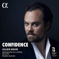 Confidence / Julien Behr, ténor | Behr, Julien. Chanteur. T