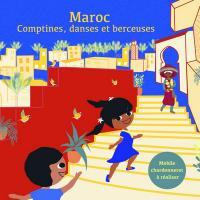Maroc : comptines, danses et berceuses | Halima Hamdane (1950-....). Narrateur