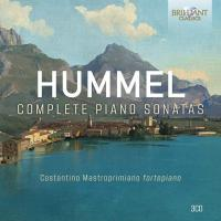Complete piano sonatas = Intégrale des sonates pour piano |