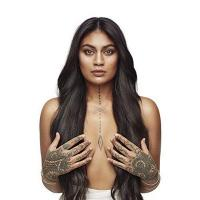Brown girl |  Aaradhna. Chanteur