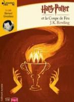 Harry Potter et la coupe de feu Vol.4 | J. K. Rowling (1965-....). Auteur