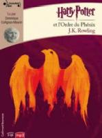 Harry Potter et l'ordre du Phénix | Rowling, J.K. (1965-....). Auteur