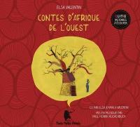 Contes d'Afrique de l'Ouest | Elsa Valentin, Narrateur