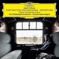 DESTINATION RACHMANINOV : departure |