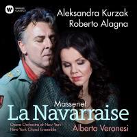 La Navarraise / Jules Massenet | Massenet, Jules (1842-1912)