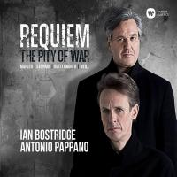 Requiem, the pity of war. Rudi Stephan, comp. ; George Butterworth, comp.; Kurt Weill, comp. ; Gustav Mahler, comp. | Ian Bostridge (1964-...). Ténor