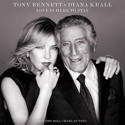 Love is here to stay Tony Bennett, Diana Krall, chant