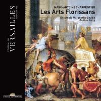 Arts Florissans (Les) : idylle en musique / Marc-Antoine Charpentier, comp. | Charpentier, Marc-Antoine (1643-1704). Compositeur