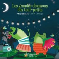 Grandes chansons des tout-petits (Les) | Campagne, Carmen