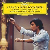 Abbado rediscovered / Franz Schubert, comp. | Schubert, Franz (1797-1828). Compositeur