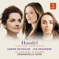 Italian cantatas / Georg Friedrich Händel | Händel, Georg Friedrich (1685-1759)