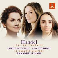 Italian cantatas / Georg Friedrich Händel |