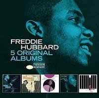 5 original albums. Open sesame. Goin'up. Hup cap. Ready for Freddie. Hub-tones | Hubbard, Freddie (1938-2008). Trompette