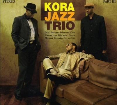 Kora Jazz Trio vol.3 Kora Jazz Trio, ens. instr Mamadou Koné, calebasse