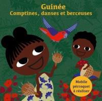 Guinée : comptines, danses et berceuses | Sia Tolno